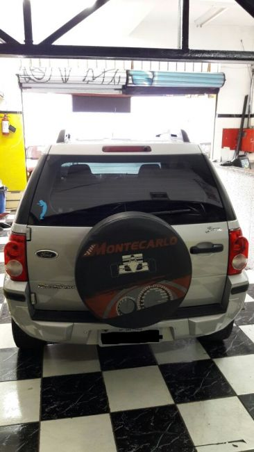 Ford Ecosport XLT Freestyle 1.6 (Flex) - Foto #6