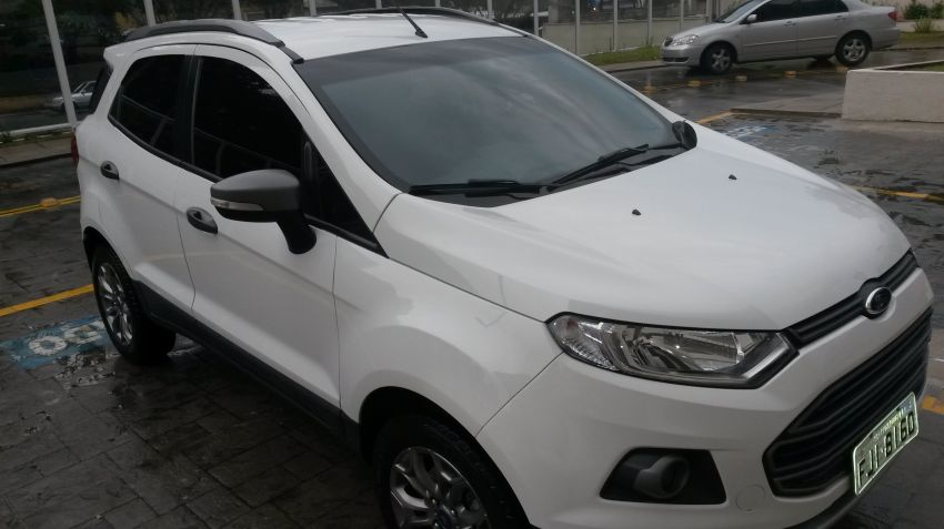 Ford Ecosport Freestyle 2.0 16V (Flex) - Foto #3