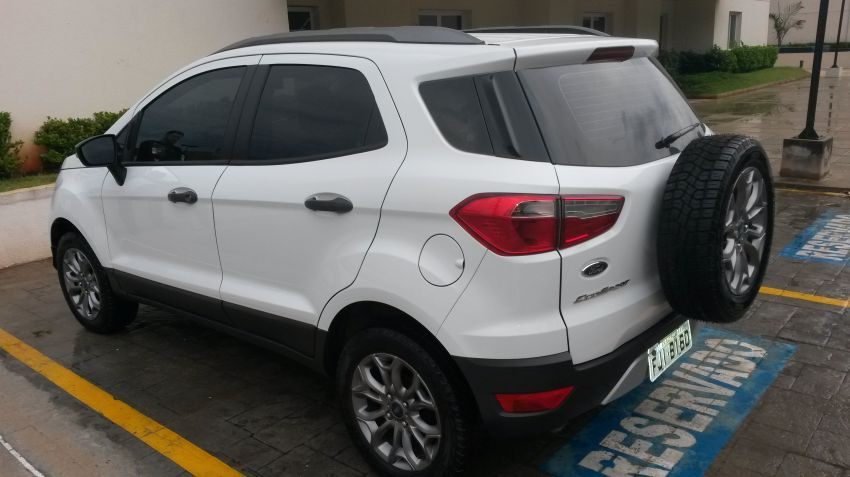 Ford Ecosport Freestyle 2.0 16V (Flex) - Foto #6
