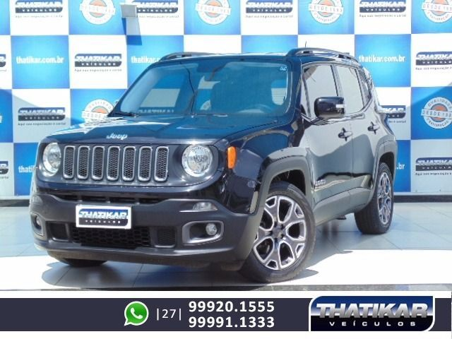 Jeep Renegade Longitude 1.8 16v Flex - Foto #1