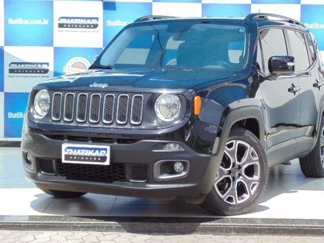 Jeep Renegade Longitude 1.8 16v Flex - Foto #10