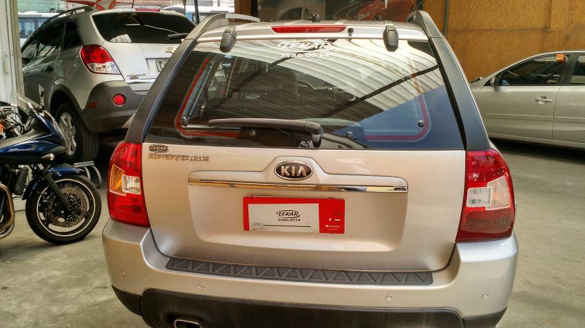 KIA Sportage EX 2.0 16V (aut) - Foto #5