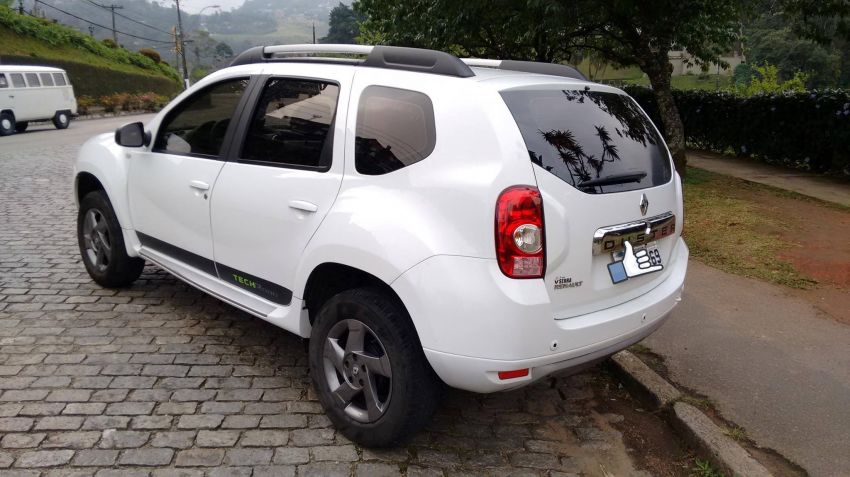 Renault Duster 1.6 16V Tech Road (Flex) - Foto #3