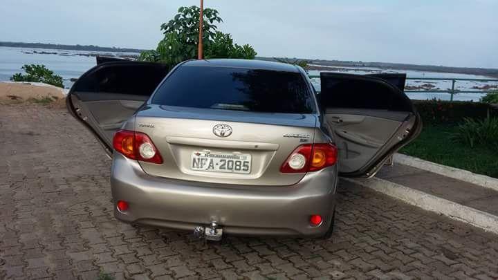 Toyota Corolla Sedan XLi 1.8 16V (flex) - Foto #2