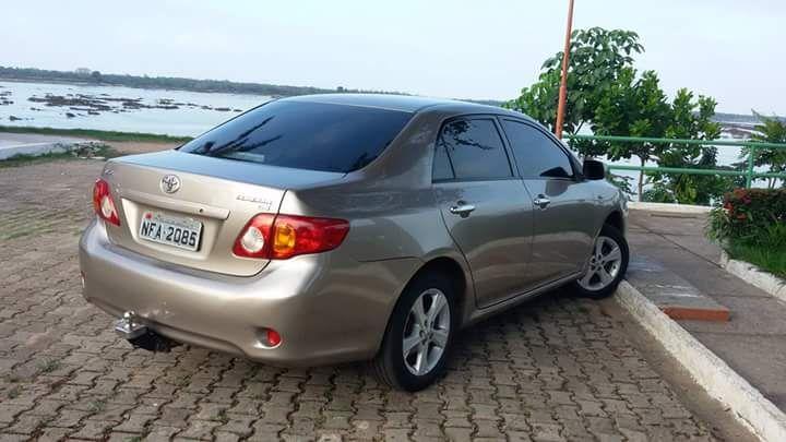Toyota Corolla Sedan XLi 1.8 16V (flex) - Foto #3
