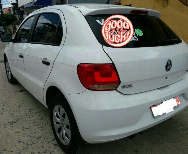 Volkswagen Gol City 1.6 VHT (Flex) 4p - Foto #4
