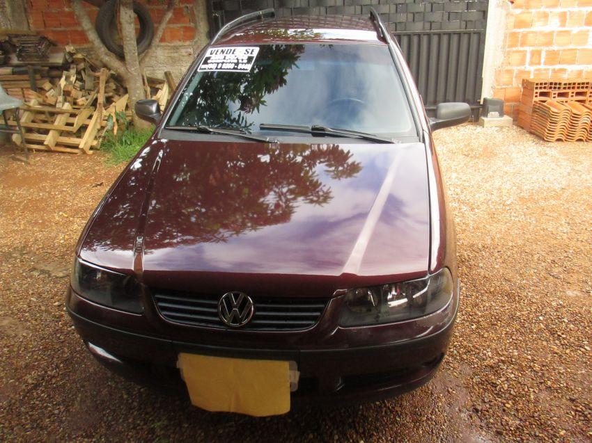 Volkswagen Parati C 1.6 - Foto #3