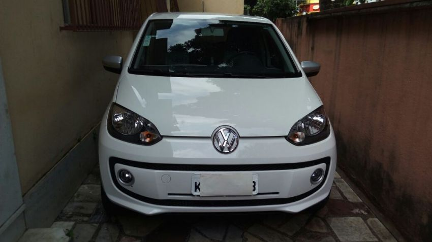 Volkswagen Up! 1.0 12v White-Up - Foto #5