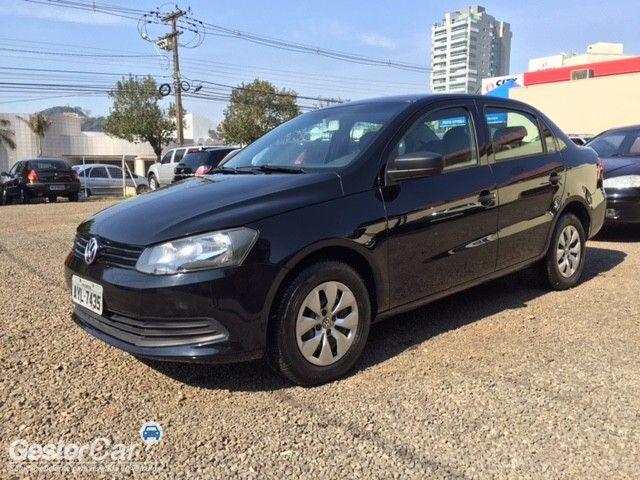 Volkswagen Voyage 1.0 TEC City (Flex) - Foto #3