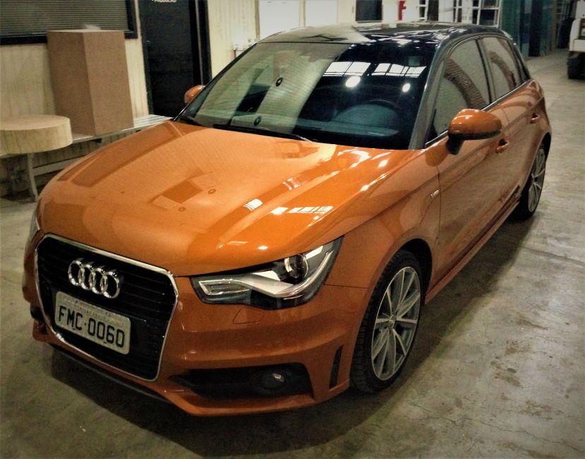 Audi A1 1.4 TFSI S Tronic Sportback Attraction - Foto #6