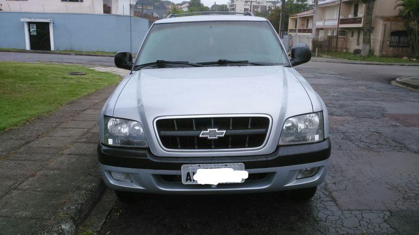 Chevrolet Blazer DLX 4x4 2.8 - Foto #3