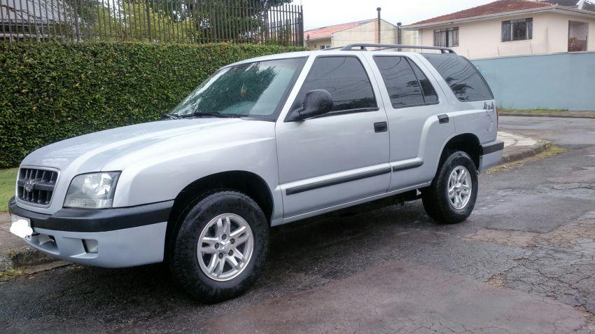 Chevrolet Blazer DLX 4x4 2.8 - Foto #4