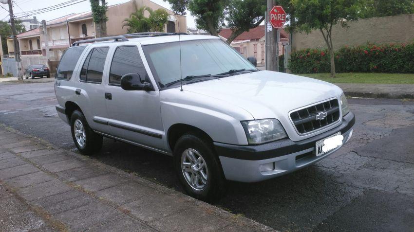 Chevrolet Blazer DLX 4x4 2.8 - Foto #8