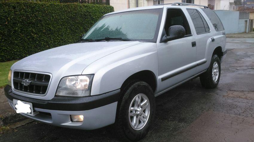 Chevrolet Blazer DLX 4x4 2.8 - Foto #9