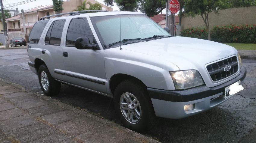 Chevrolet Blazer DLX 4x4 2.8 - Foto #10