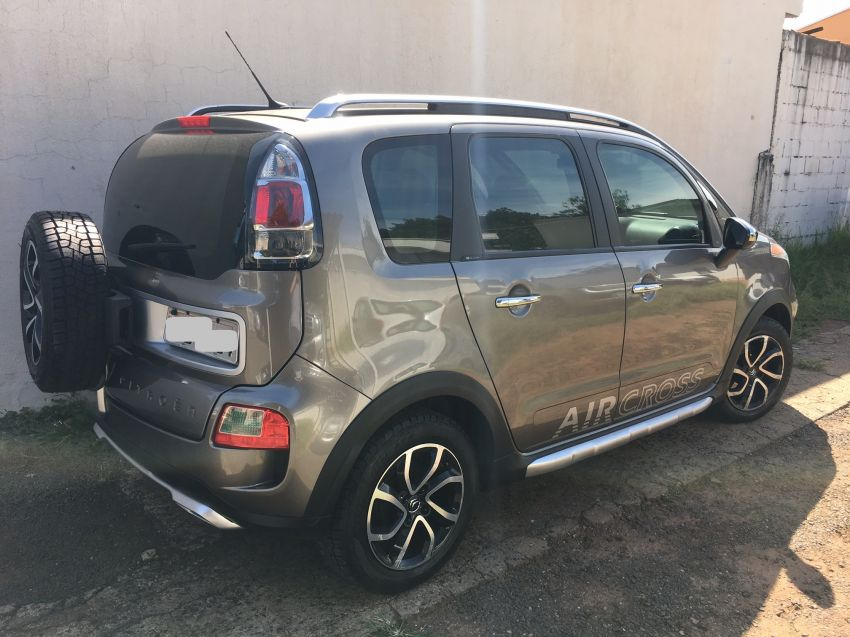 Citroën Aircross Exclusive 1.6 16V (flex) - Foto #3