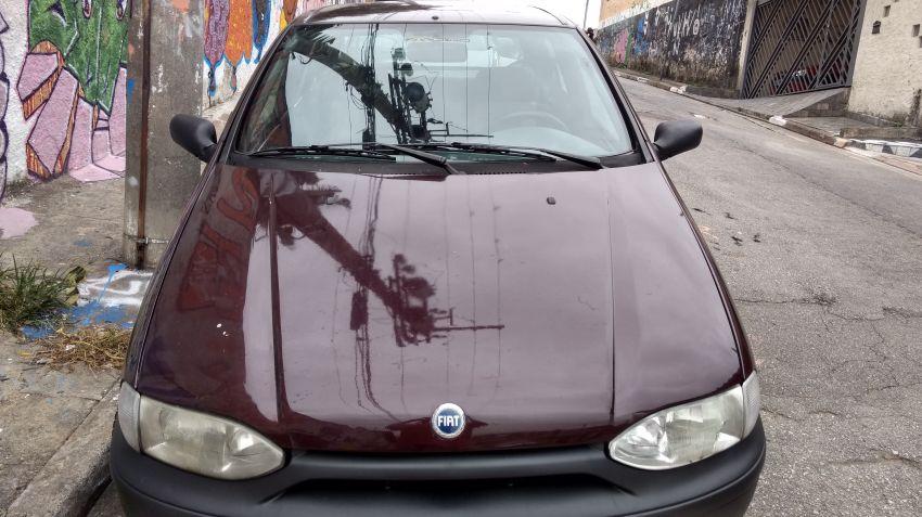 Fiat Palio Young 1.0 MPi - Foto #1