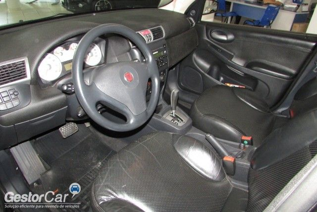 Fiat Stilo Sporting Dualogic 1.8 8V (Flex) - Foto #9