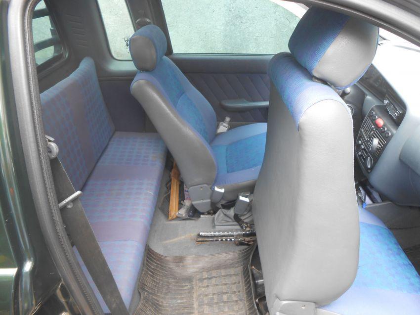 Fiat Strada LX 1.6 MPi 16V (Cab Estendida) - Foto #3