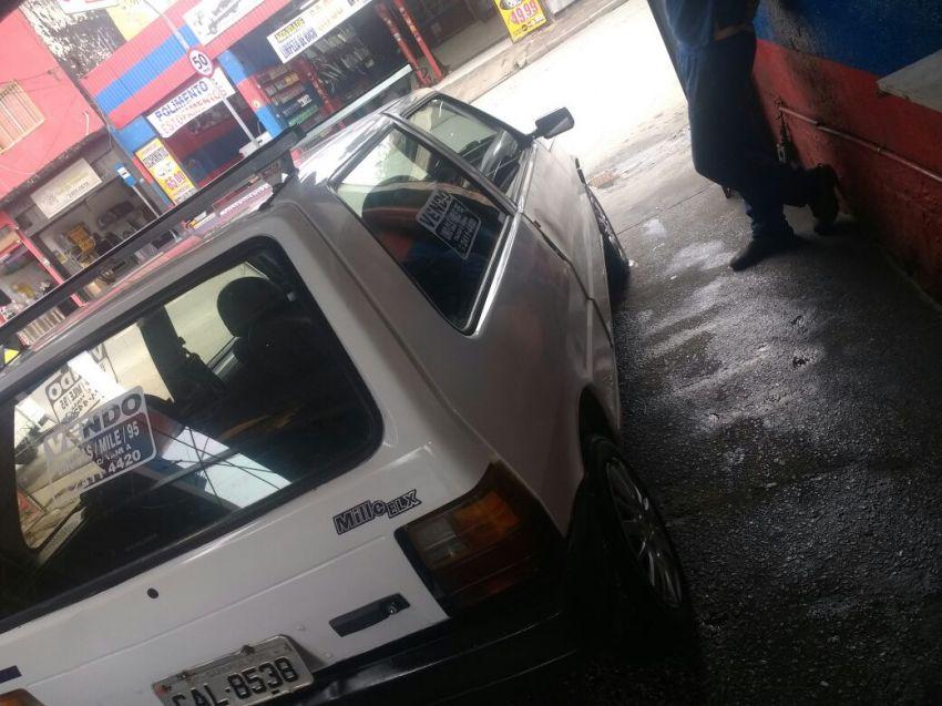 Fiat Uno Mille Eletronic 1.0 - Foto #6