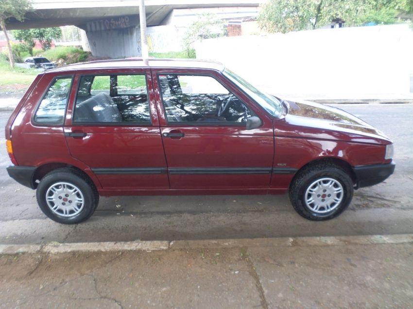 Fiat Uno Mille ELX 1.0 4p - Foto #5