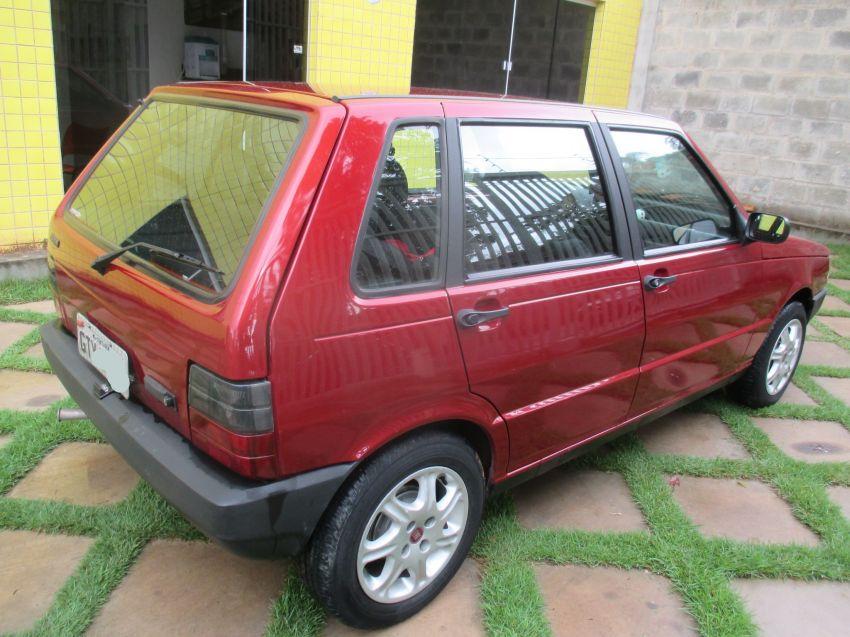 Fiat Uno Mille EP 1.0 IE 4p - Foto #2
