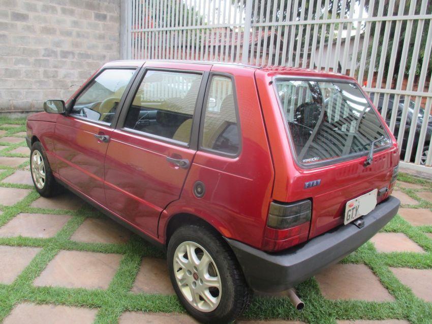 Fiat Uno Mille EP 1.0 IE 4p - Foto #5