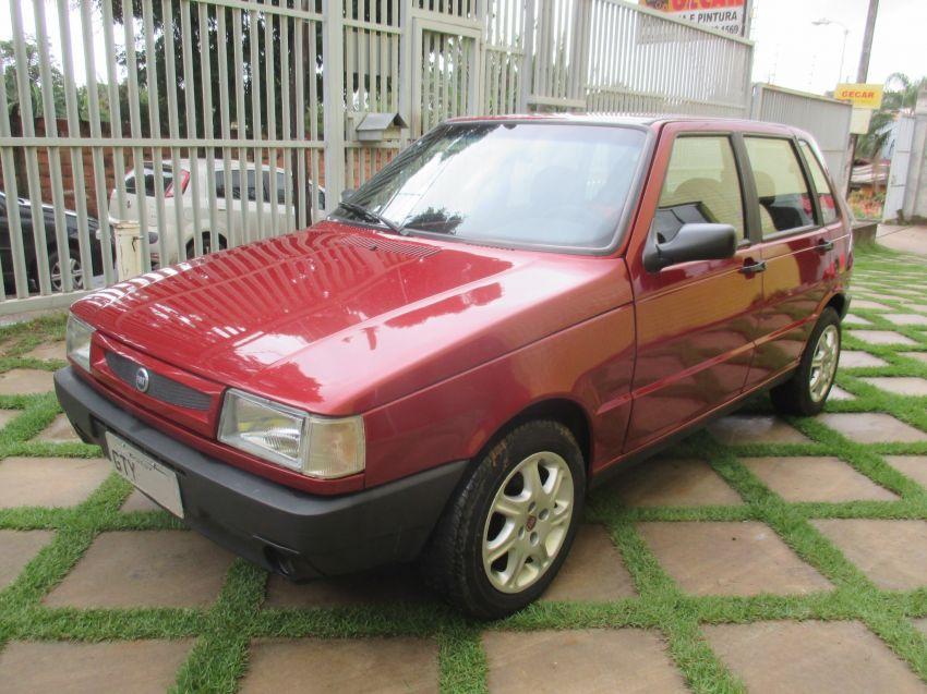 Fiat Uno Mille EP 1.0 IE 4p - Foto #9