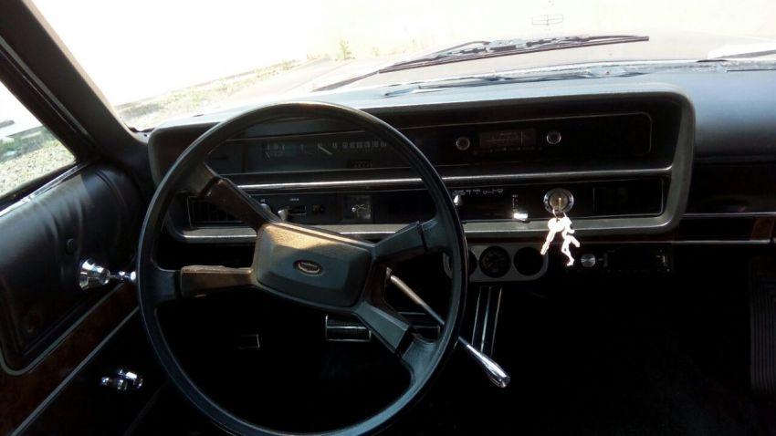 Ford Landau - Foto #1