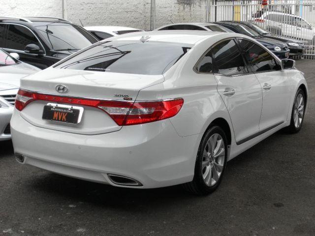 Hyundai Azera GLS 3.0 Mpfi V6 24V - Foto #4