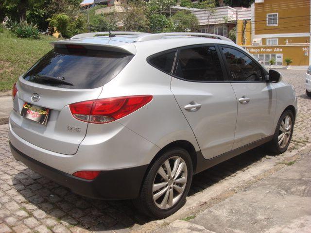Hyundai ix35 GLS 2.0L 16v (Flex) (Aut) - Foto #8