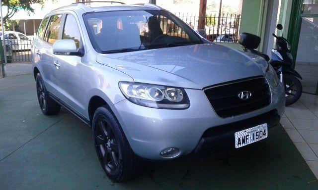 Hyundai Santa Fe GLS 2.4L 16v (Aut) - Foto #1