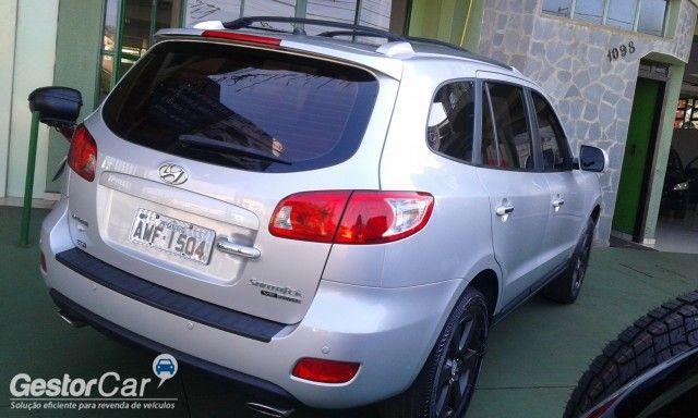 Hyundai Santa Fe GLS 2.4L 16v (Aut) - Foto #2