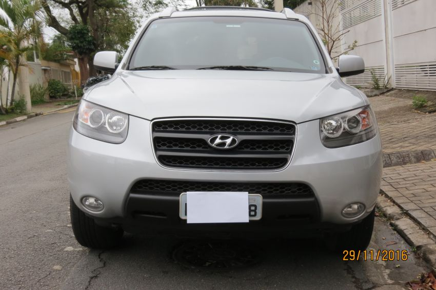 Hyundai Santa Fe GLS 2.7 V6 4x4 (7 lug) - Foto #1