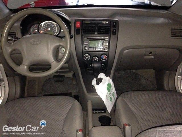 Hyundai Tucson GL 2.0 16V (aut) - Foto #8