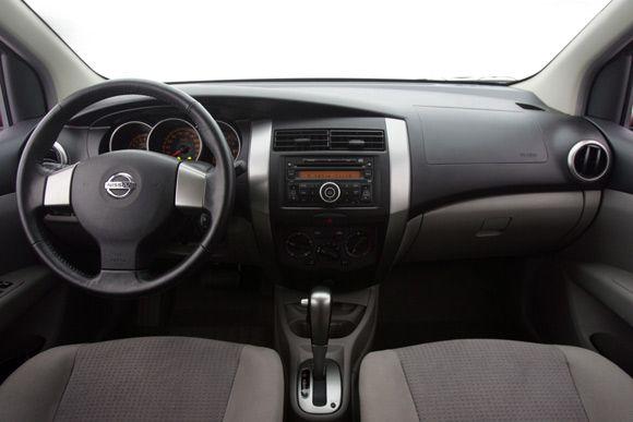 Nissan Livina 1.8 16V (flex) (aut) - Foto #2