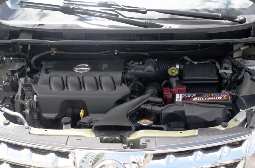 Nissan Livina 1.8 16V (flex) (aut) - Foto #3