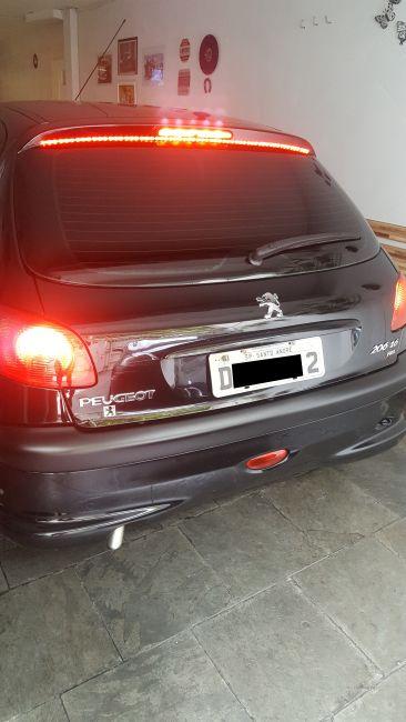 Peugeot 206 Hatch. Presence 1.6 16V (flex) - Foto #3