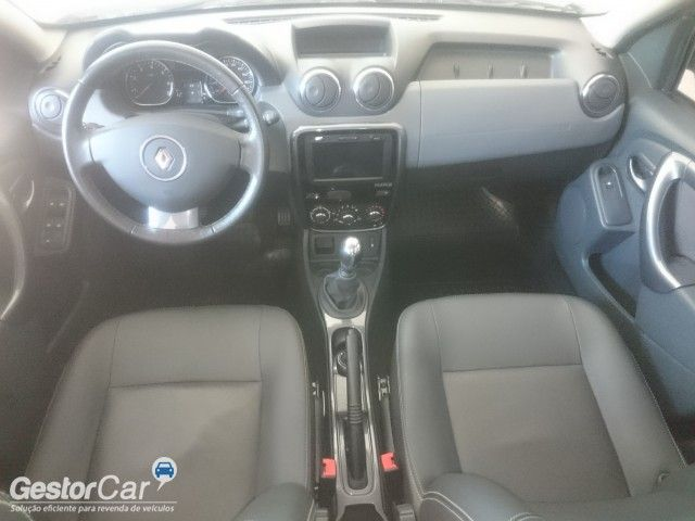 Renault Duster 2.0 16V Tech Road (Flex) - Foto #5