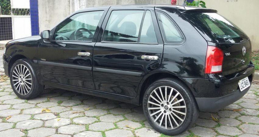 Volkswagen Gol City Trend 1.0 (G4) (Flex) - Foto #2