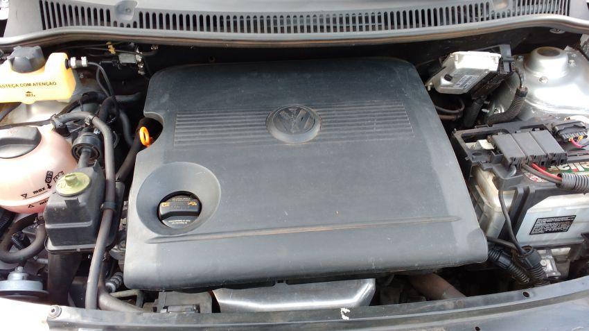 Volkswagen SpaceFox 1.6 VHT Comfortline (Flex) - Foto #4