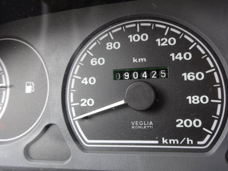 Fiat Palio Fire 1.0 8V 4P - Foto #8