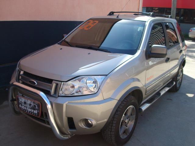 Ford Ecosport   Xlt Freestyle 1.6 Flex 8V 5p - Foto #2