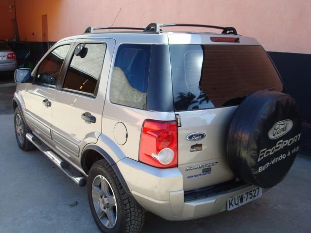 Ford Ecosport   Xlt Freestyle 1.6 Flex 8V 5p - Foto #3
