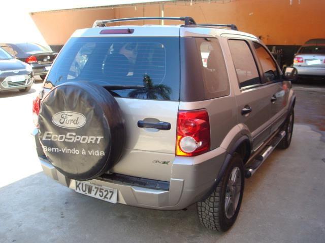 Ford Ecosport   Xlt Freestyle 1.6 Flex 8V 5p - Foto #4