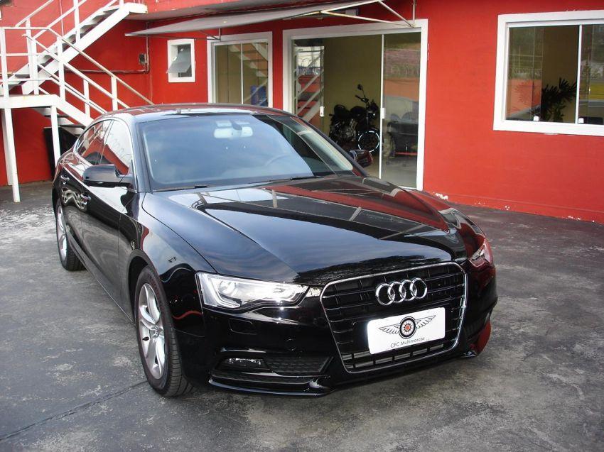 Audi A5  Sportb. 2.0 16V Tfsi Quat. S-tronic - Foto #1