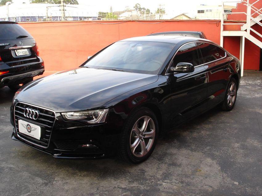Audi A5  Sportb. 2.0 16V Tfsi Quat. S-tronic - Foto #2
