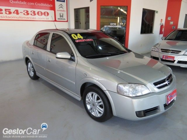 Chevrolet Astra Sedan CD 2.0 8V - Foto #3