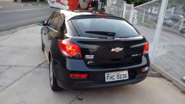 Chevrolet Cruze  HB Sport LT 1.8 16V Flexp. 5p Aut - Foto #4