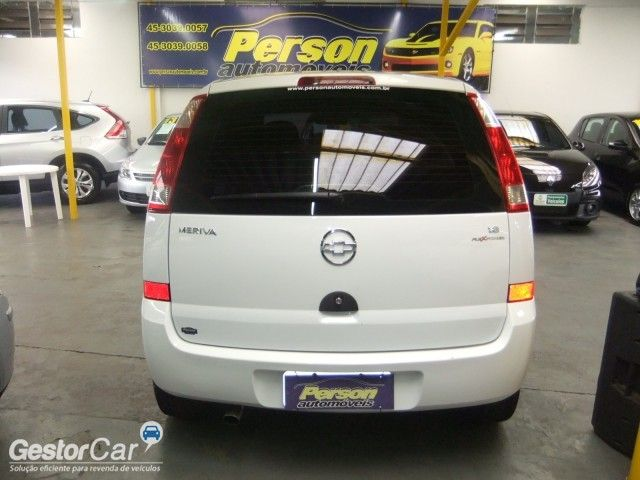 Chevrolet Meriva Joy 1.8 (Flex) - Foto #10
